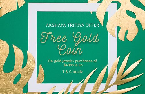 Akshaya Tritiya offers at Raj Jewels