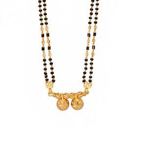 22k Gold Dual Wati Chain Managalsutra