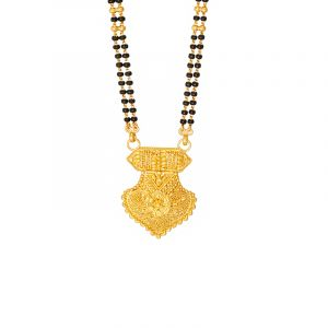 22k Gold Kriti Gold Mangalsutra
