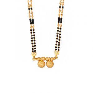 22k Gold Traditional Dual Wati Managalsutra