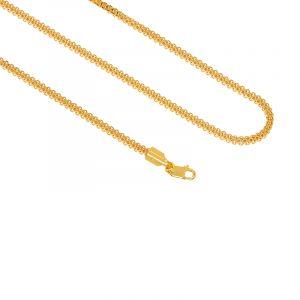 22k Gold Bismark Box Gold Chain - 24