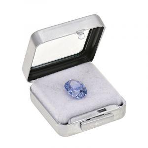 Oval Blue Sapphire Gemstone