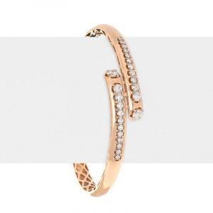18k Diamond Monique Diamond Bangle Bracelet