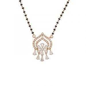 18k Diamond Desiree Diamond Mangalsutra