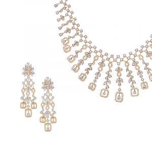 Ritz Designer Diamond Necklace