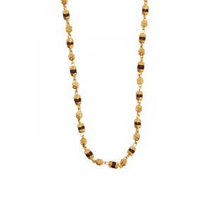 22k Gold Long Gold Mangalsutra Chain