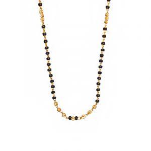 22k Gold Classic Mangalsutra Chain
