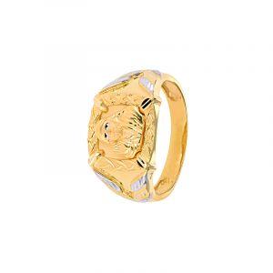 Signet Sai Baba Ring