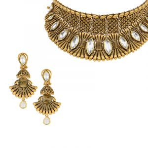 Antique Kundan Choker
