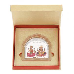 0.999 Silver Laxmi Ganesh Samridhi Coin