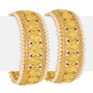 Lakshmi Uncut Diamonds Bangles