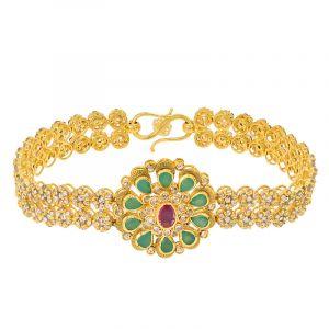 Flores Uncut Diamond Bracelet