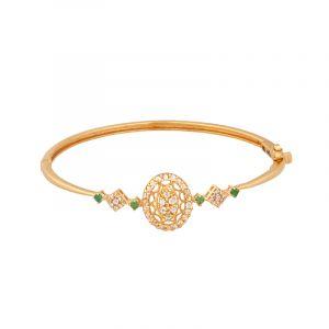22k Diamond Exquisia Uncut Diamonds Bracelet