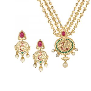 Aniha Uncut Diamond Necklace