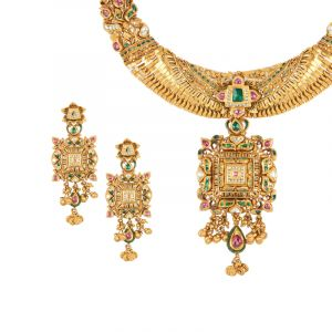 Kriti Antique Necklace