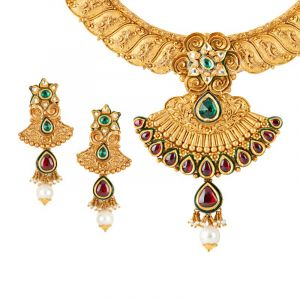 Mumtaz Antique Necklace