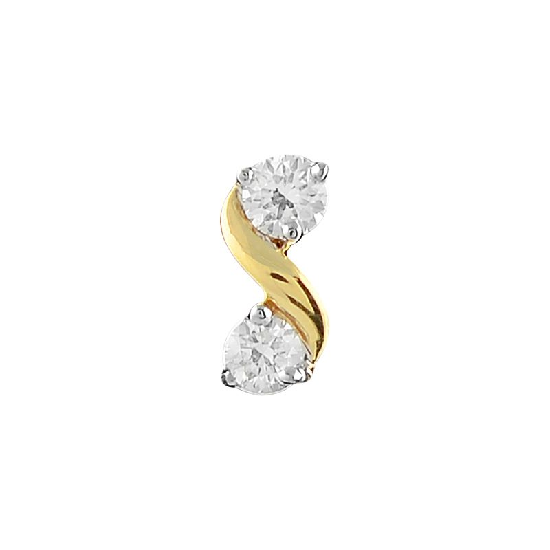 Fancy Diamond Nose Pin Raj Jewels