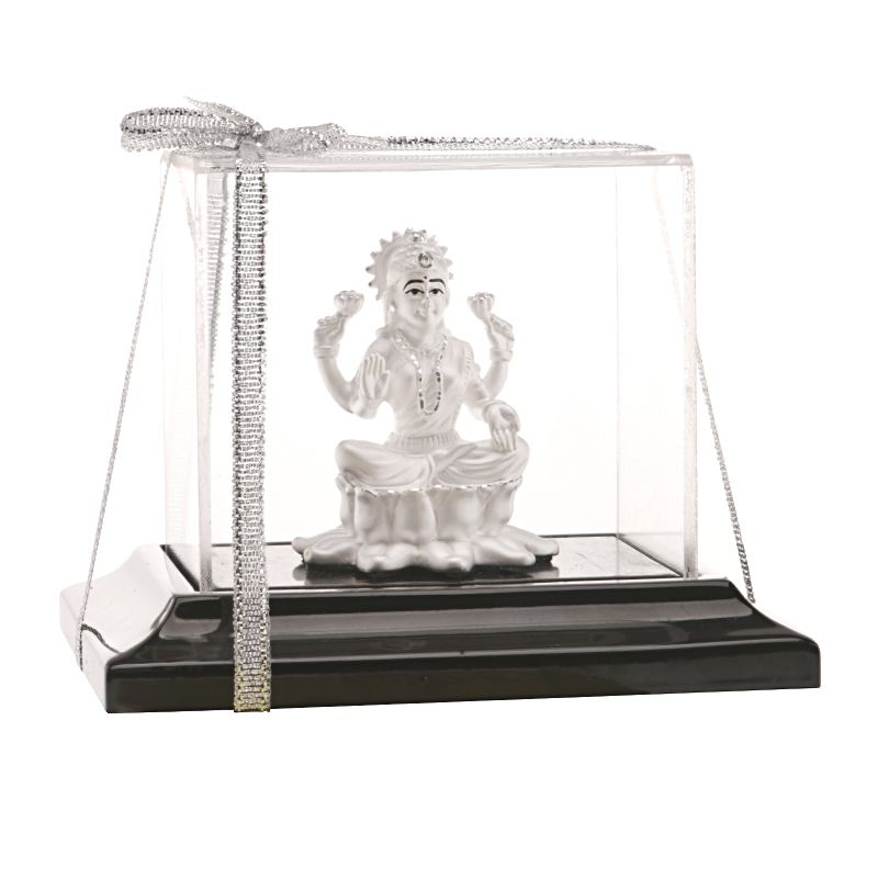 0.999 Silver Ashta Lakshmi Silver Murti