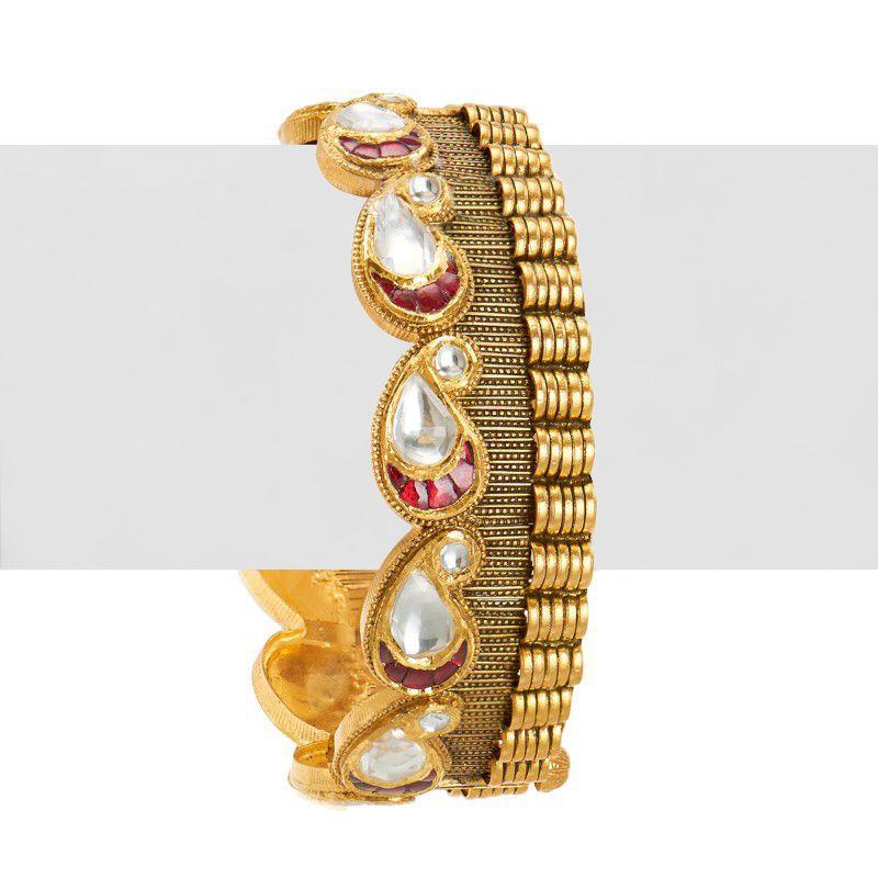 22k Gold Antique Gold Bangle