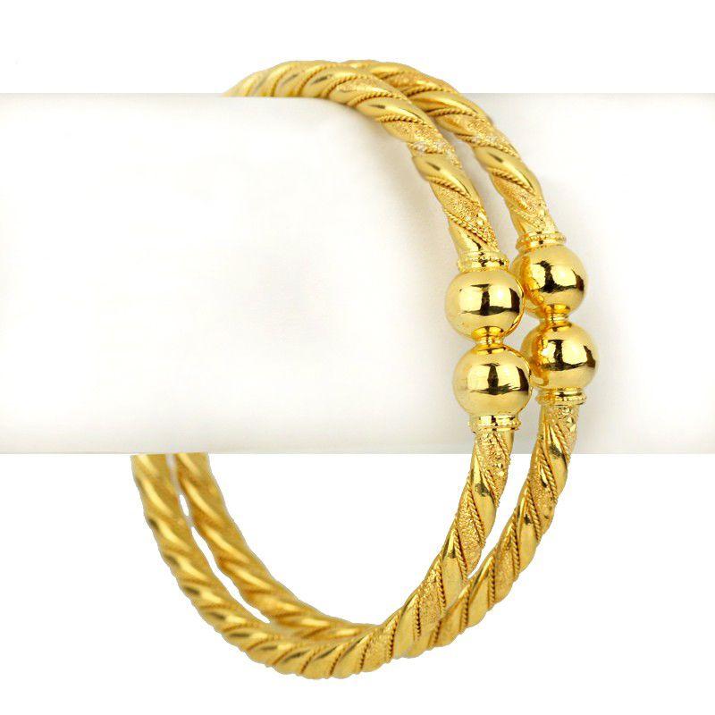 22k Gold Golden Balls Kadas