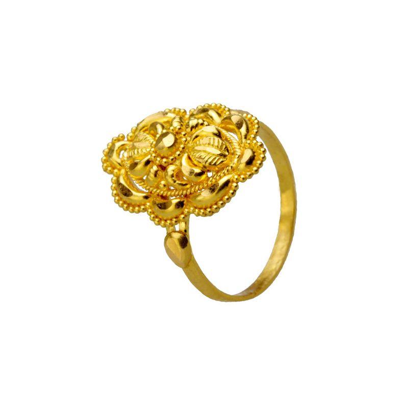 22k Gold 22K Gold Baby Ring