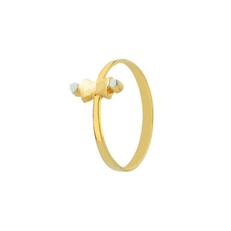 22k Gold Comfort Fit Baby Ring