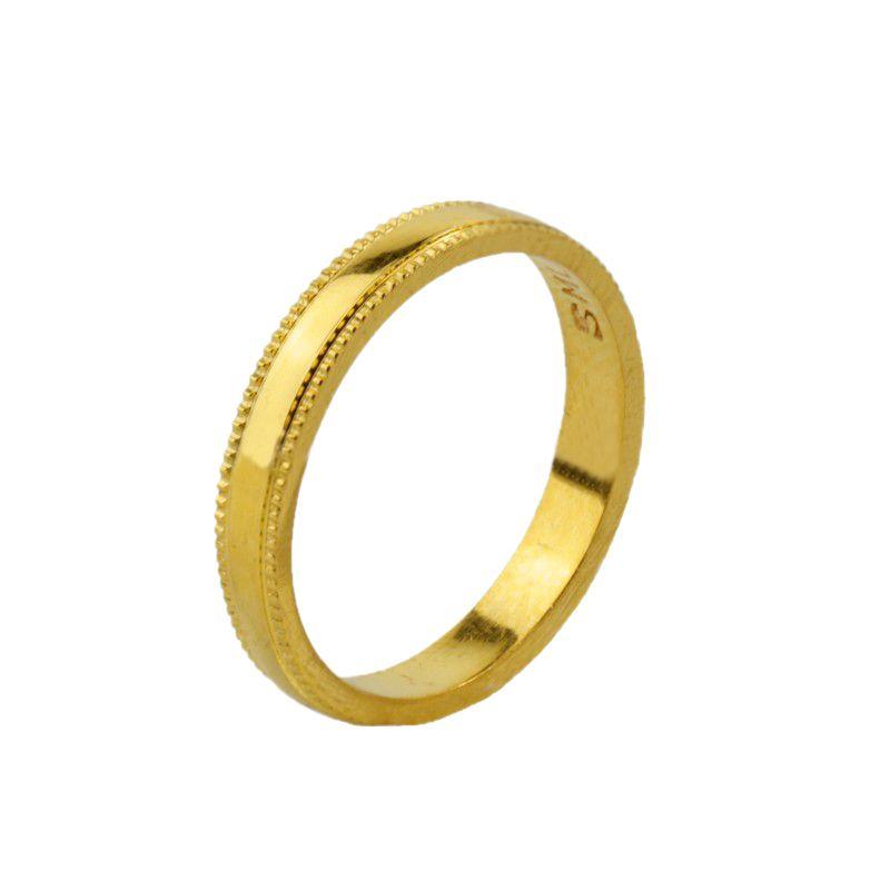 22k Gold 22K Gold Wedding band