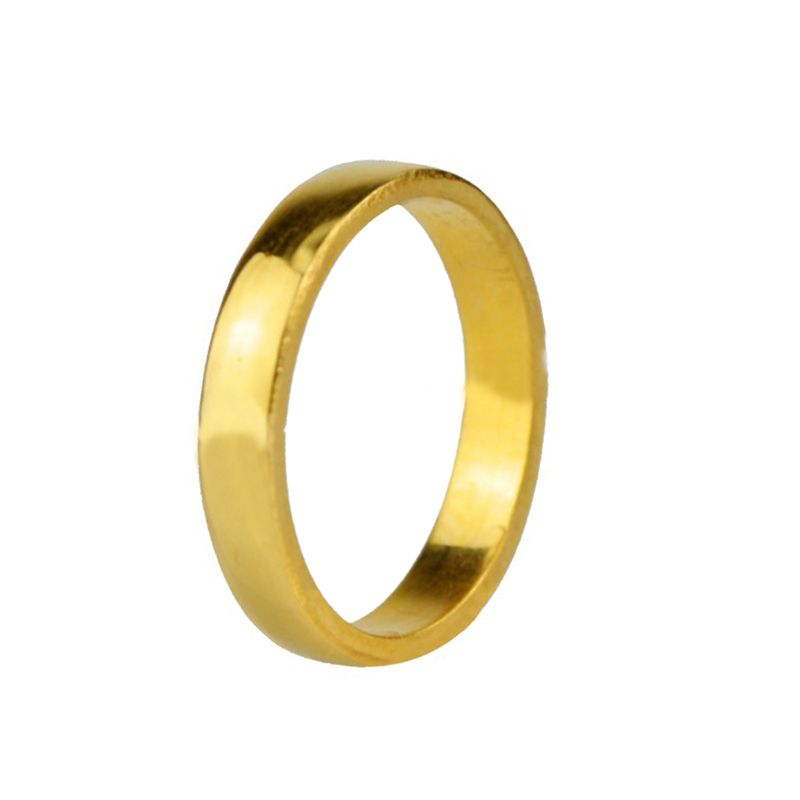 22k Gold Size 5.5 Yellow Band