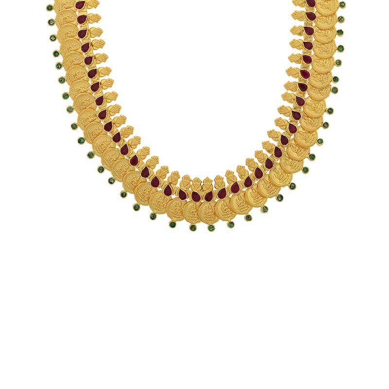 22k Gold Long Gold Kasulaperu