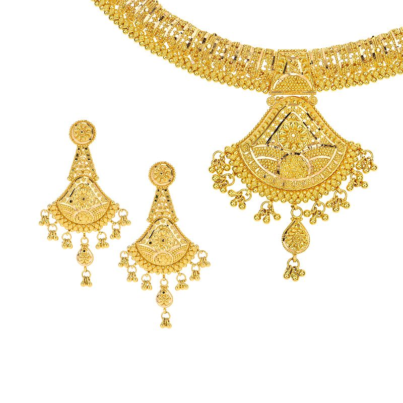 22k Gold Traditional Yellow Gold Delight