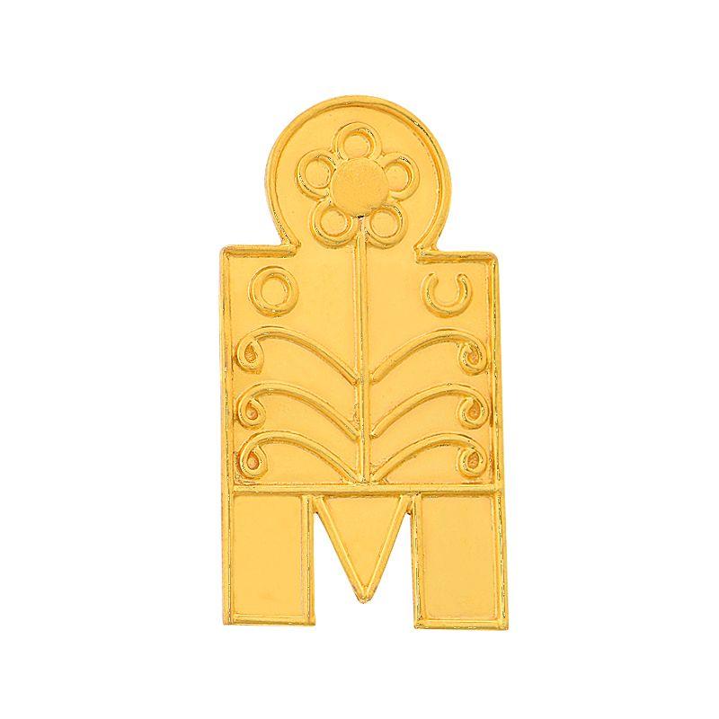 22k Gold Thennai Maram Thali