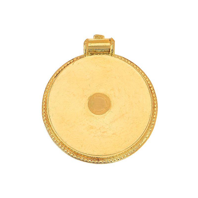 22k Gold Andhra Bottu Gold Thali