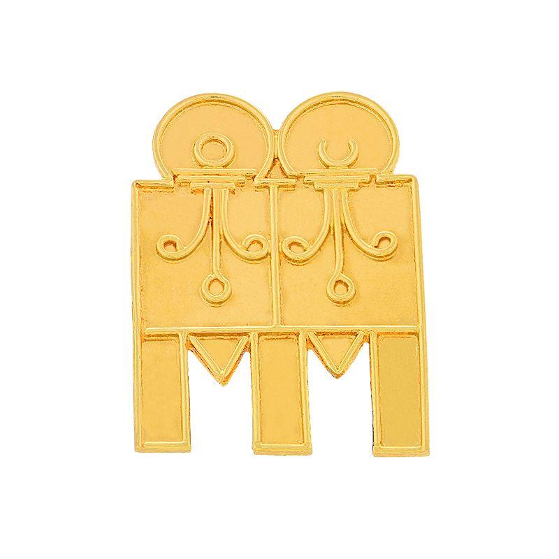 22k Gold 3 Leg Keel Thulasi Thali