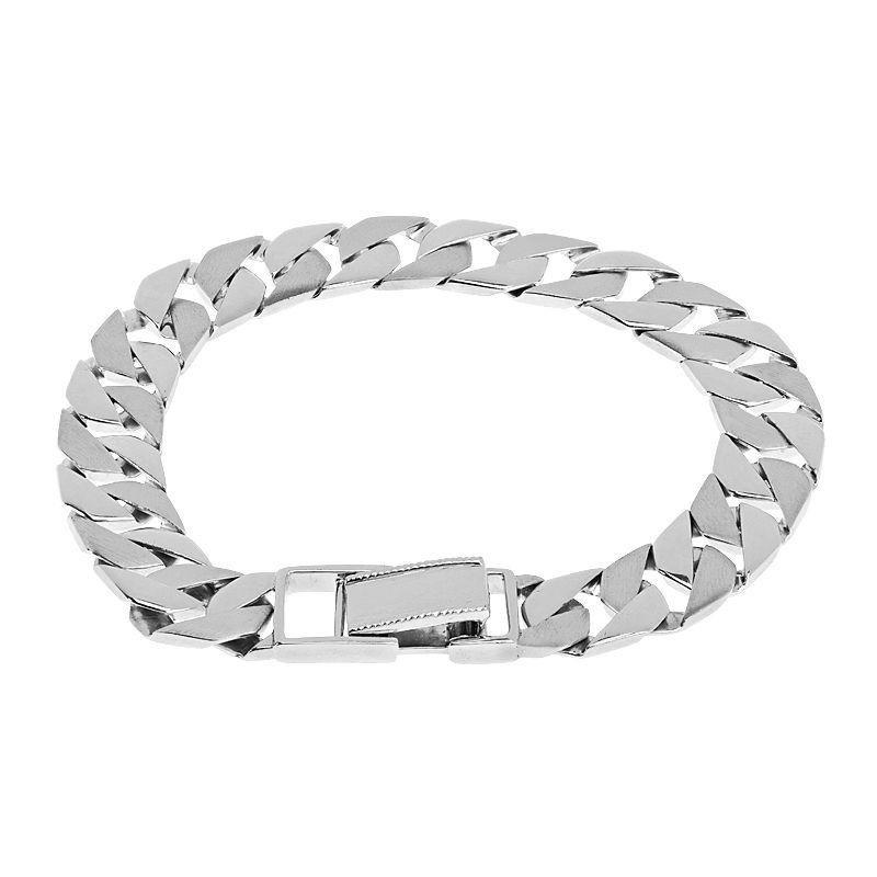 950 Platinum Montecito Platinum Link Bracelet