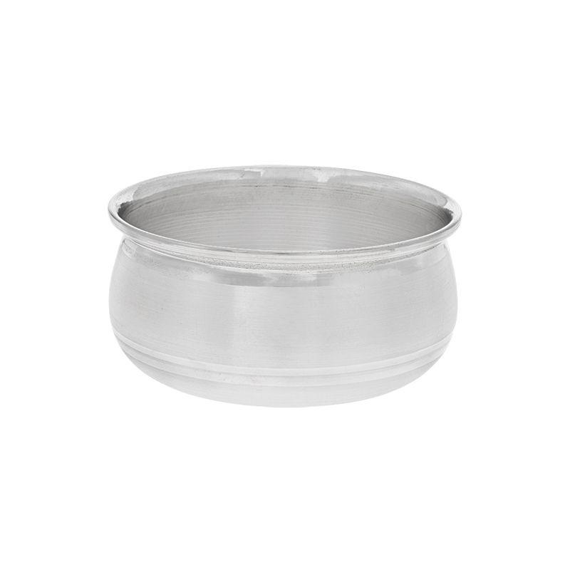 0.995 Silver Circle Spheres Mini Silver Bowl