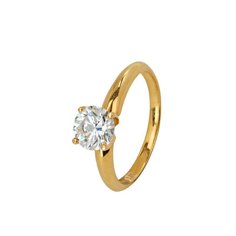 18k Diamond One carat Diamond Ring