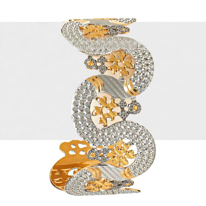 22k Gold Curvasia Bangle