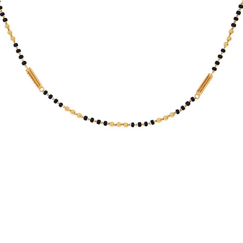 22k Gold Gold Mangalsutra Chain