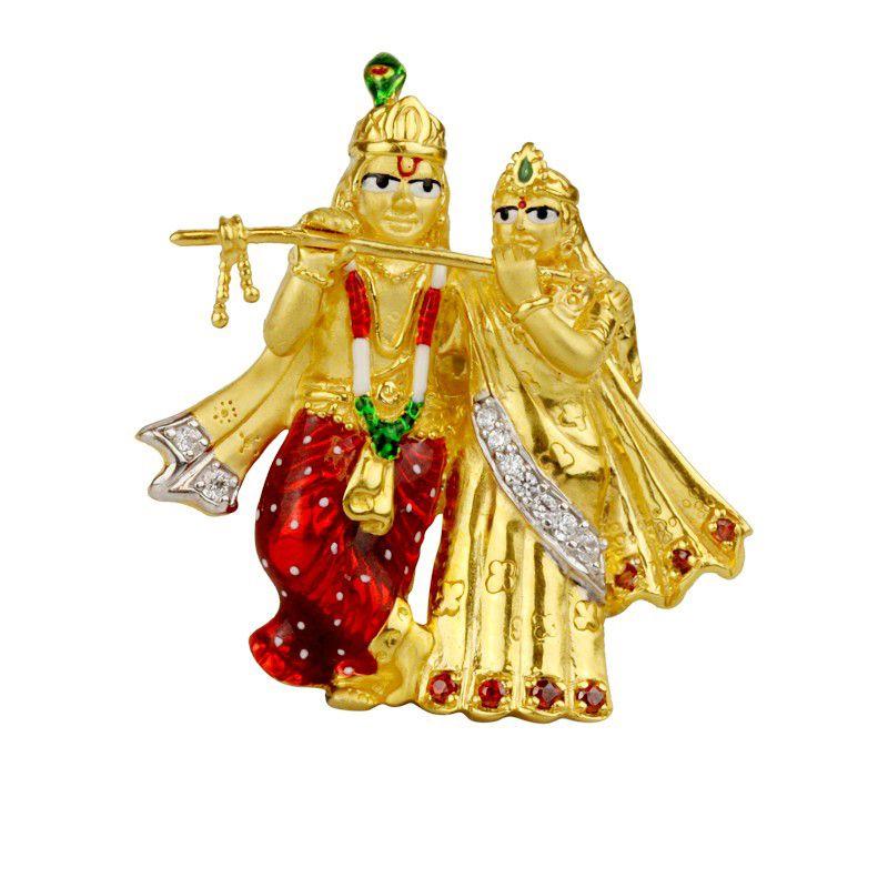 22k Gold 22K Yellow Gold God Pendant