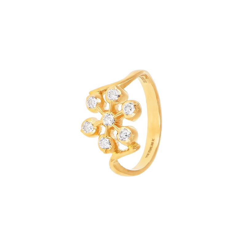 Seven Stones Diamond Ring