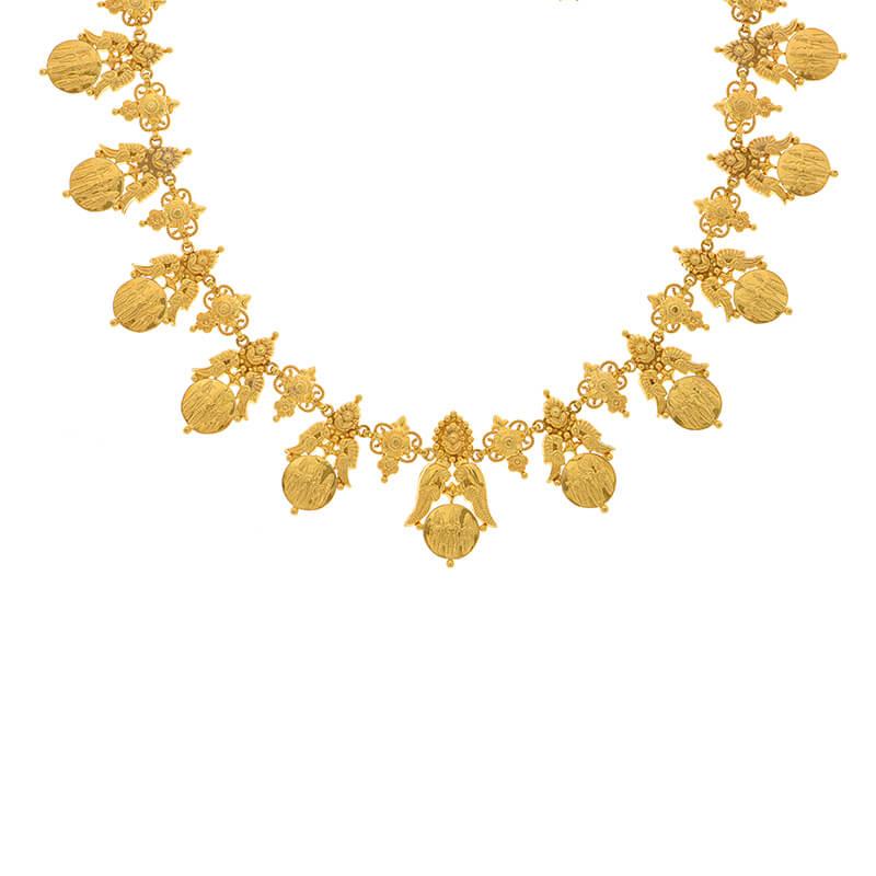 Ram Parivaar Collar Necklace