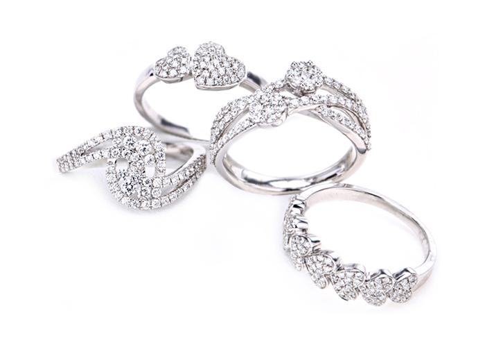 Diamond Rings for her