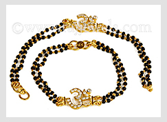 om baby bracelets