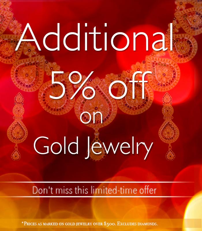 Gold Jewelry sale