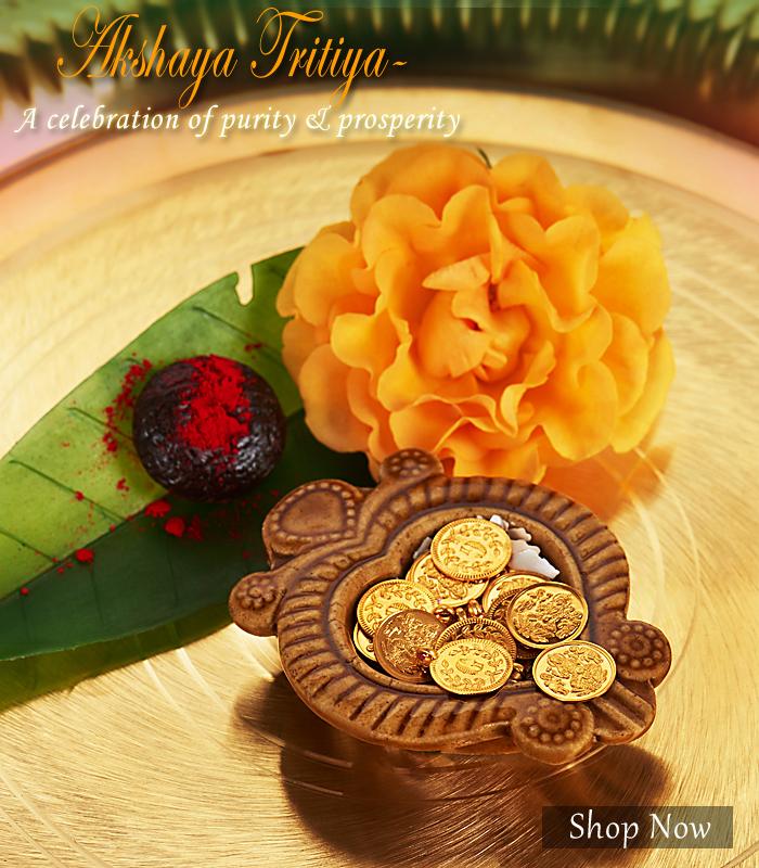 Akshaya Tritiya Gifts Collection