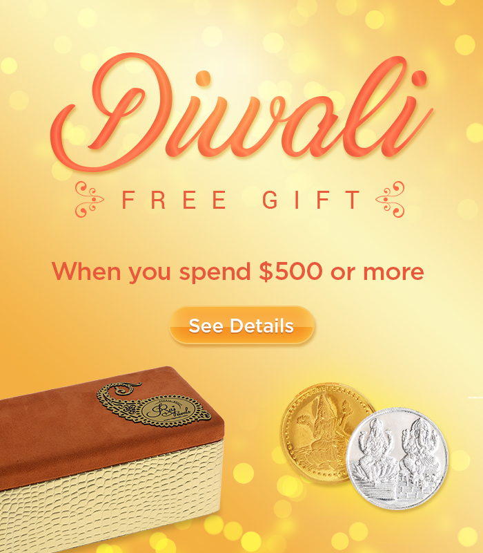 Free gifts offer for Diwali