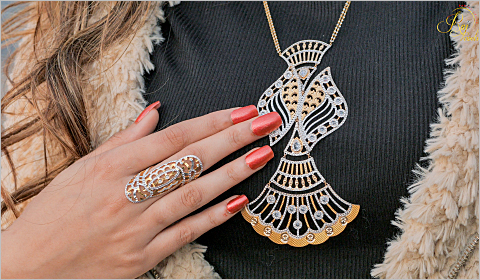 fall glam jewelry