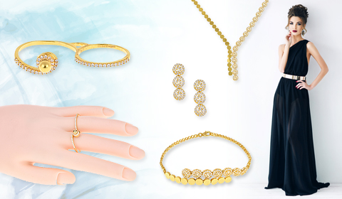 trendy jewelry ideas for prom