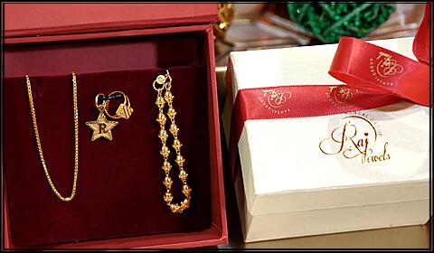 gold gifts sets for kids under $1000