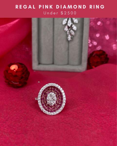 diamond cocktail ring